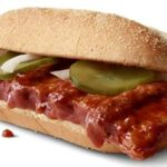The Sauciest Season of the Year is Here … The McRib is Back at McDonald's USA This Fall
